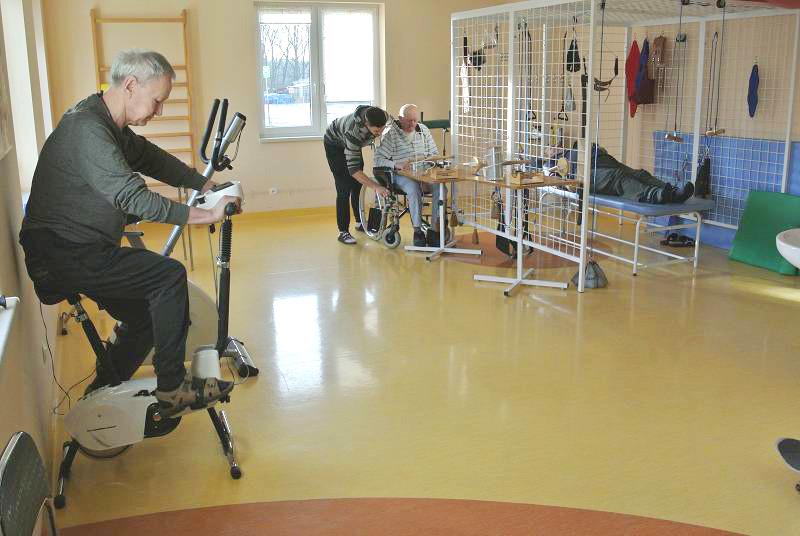 Rehabilitacja osób starszych