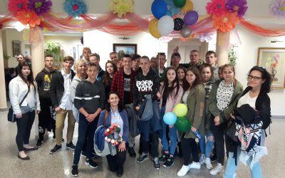 To już 5 lat naszego Domu Nad Doliną- kolejny raz dziękujemy za pomoc w organizacji i realizacji imprezy- Młodzieży z Ośrodka Socjoterapii nr 67 w Olsztynie ;)