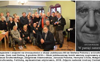 Spotkanie Związku Literatów Polskich w naszym Domu