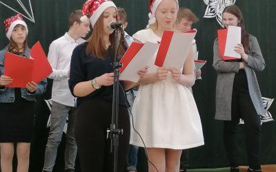 Przedstawienie w wykonaniu naszej wspaniałej młodzieży z Niepublicznego Młodzieżowego Ośrodka Socjoterapii 67 w Olsztynie- dziękujemy